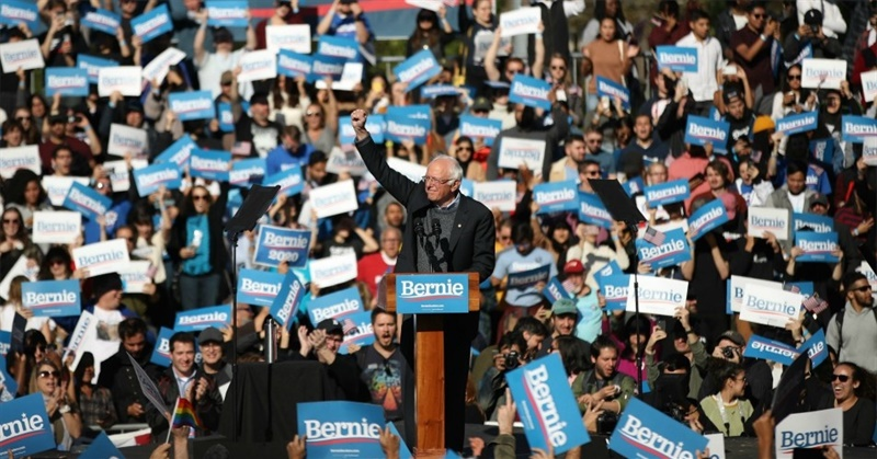 Bernie Sanders and the Myth of Low Youth Turnout in the Democratic Primary