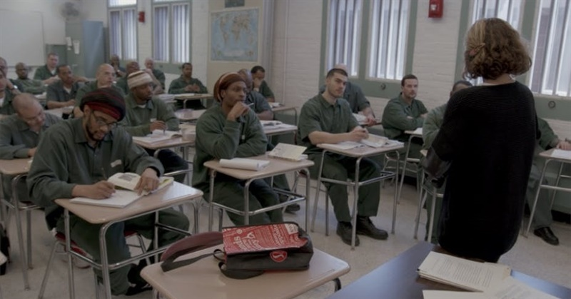 Documentary Provides Rare Look at Higher Education in Prison