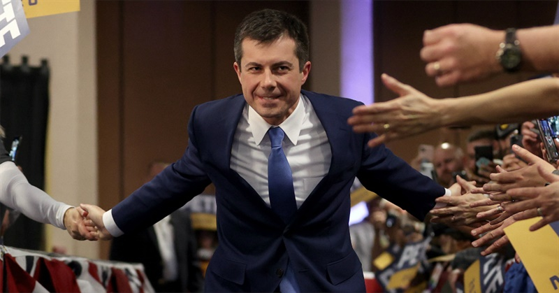As a Corporate Tool, Buttigieg Is Now a Hammer to Bash Sanders