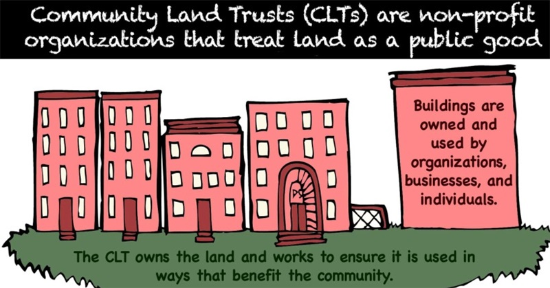 Ownership as Social Relation: Nonprofit Strategies to Build Community Wealth Through Land