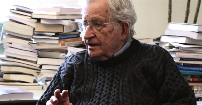 Noam Chomsky Turns 90: How a U.S. Anarchist Has More Than Survived