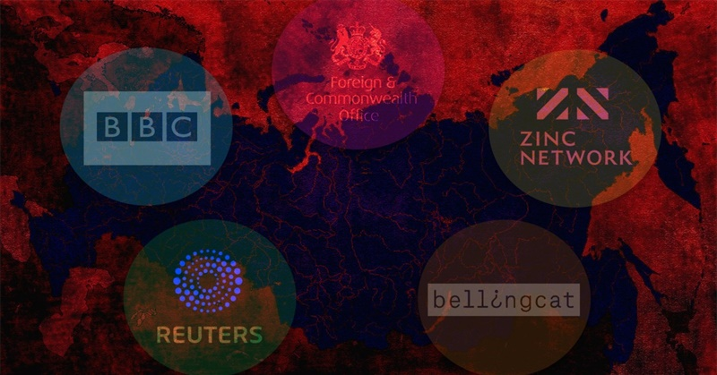 "Reuters, BBC, and Bellingcat participated in covert UK Foreign Office-funded programs to ""weaken Russia,"" leaked docs reveal"