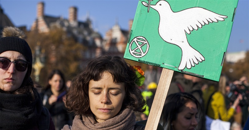 Five Early Lessons From Extinction Rebellion