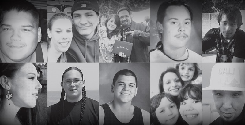 Native Americans Are Being Killed by Police at a Higher Rate Than Any Other Group