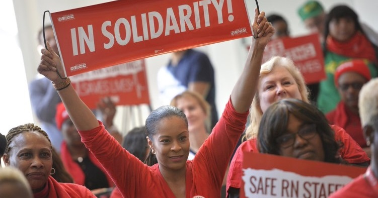 Nurses Are Leading Strike Efforts — Where Are the Physicians?