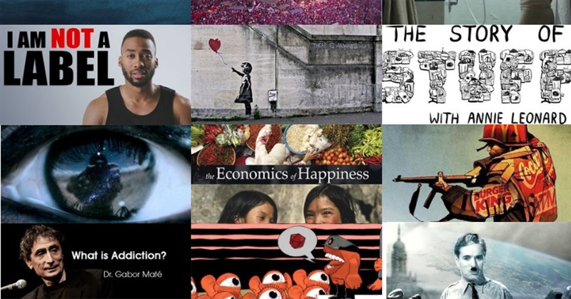 The Top 100 Short Films We Can Use to Change the World