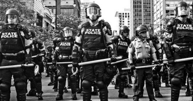 The Turn Towards a Global Police State is Structurally Rooted in Capitalism's Achilles Heel