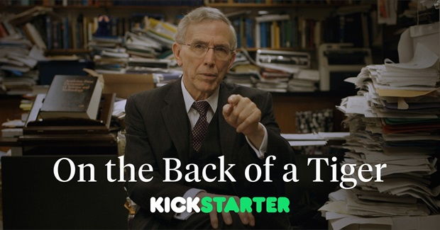 Support A Radical Science & Medicine Documentary: On The Back Of A Tiger