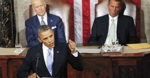 State of the Union 2015: Lethal, Predatory, Delusional