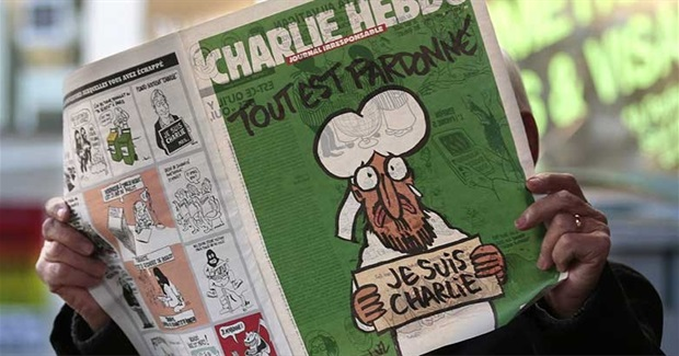 On Charlie Hebdo: A Letter to My British friends