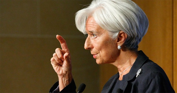 IMF Report Admits IMF's Obsession with Capitalism Is Killing Prosperity