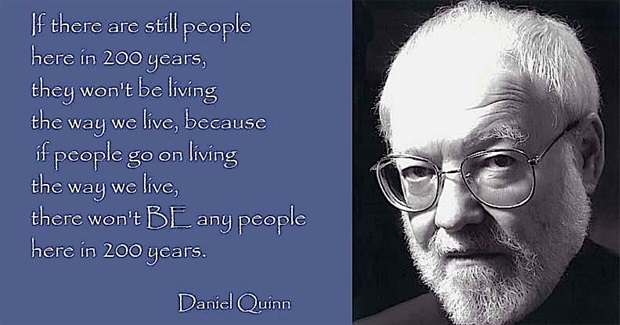 Daniel Quinn: The New Renaissance