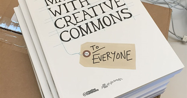 Why Use Creative Commons Licenses?