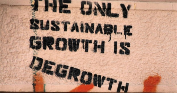 Life in a 'Degrowth' Economy
