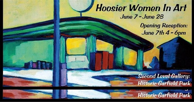 Hoosier Women in Art Opening Reception