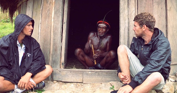 These Pro Surfers Went Looking for Untouched Waves in West Papua and Found Genocide Instead