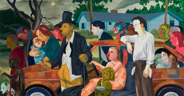 How Nicole Eisenman's Paintings Will Steal Your Heart