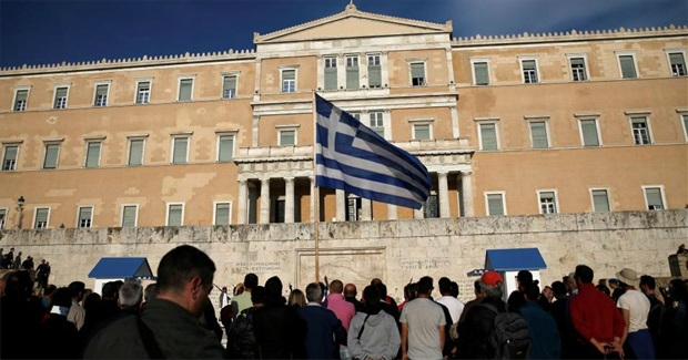 Trapped in 'Vicious Circle,' Greece Passes Crushing New Austerity Package