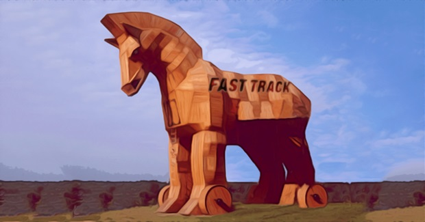 The TPA and the Trojan Horse