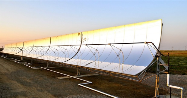 Solar Power And Desalination Join Forces In California's Central Valley