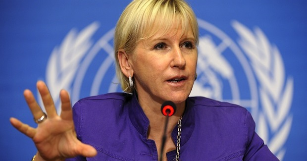Sweden's Feminist Foreign Minister Has Dared to Tell the Truth About Saudi Arabia. What Happens Now Concerns Us All
