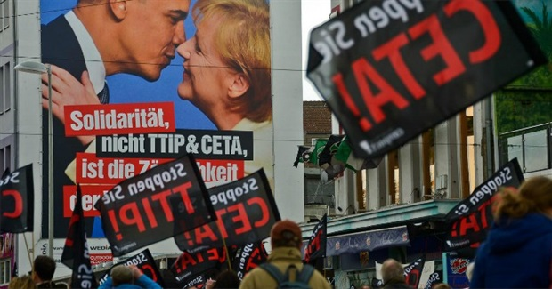 As TTIP Falters, Campaigners Warn Against Democracy-Wrecking Sister Deals
