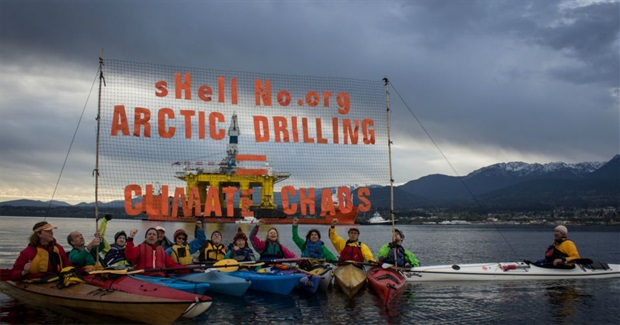 Cries of Betrayal, Calls to Organize as Obama Approves Arctic Drilling