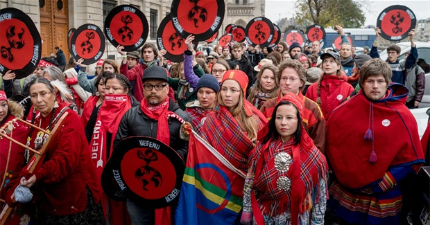 Cultural Shifts in the Climate Justice Movement