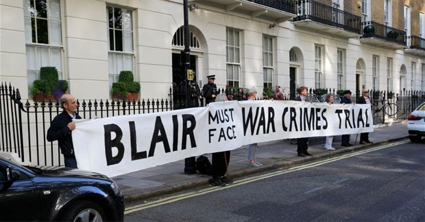 With the Release of  Chilcot Report, Critics Intensify Calls for Tony Blair to Face 'Reckoning'