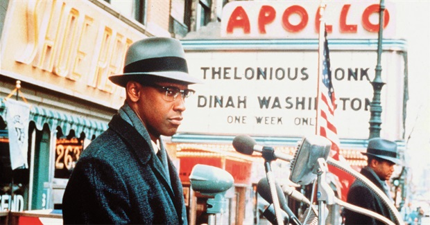 Film screening: Spike Lee's Malcolm X