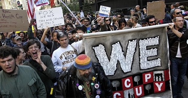 Don't Occupy Wall Street, Ditch It!