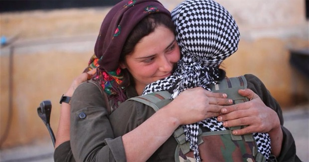 Rojava's Democratic, Feminist Revolution a Source of Hope among Horror
