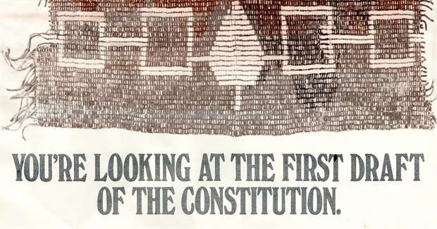 the story of the iroquois constitution The iroquois (/ ˈ ɪr ə k w ɔɪ / or / ˈ  thus half of the historical story, that told by women, was lost for this reason,  in 1988, the united states congress passed a resolution to recognize the influence of the iroquois league upon the constitution and bill of rights.