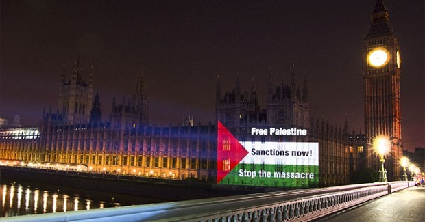 UK Parliament Votes to Recognise the State of Palestine