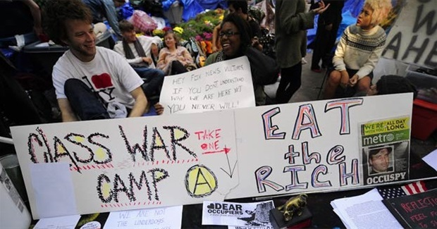 Occupy Wall Street: Washington Still Doesn't Get It