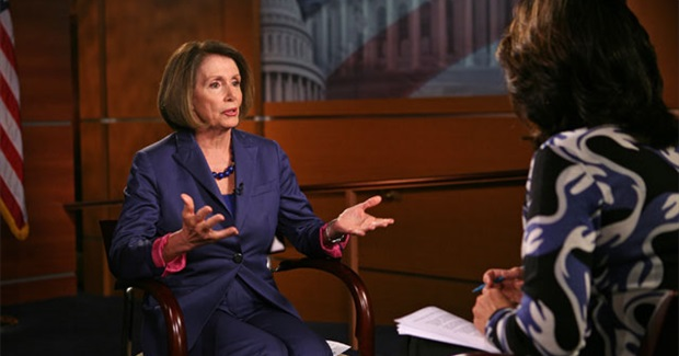 Pelosi Supports Occupy Wall Street Movement