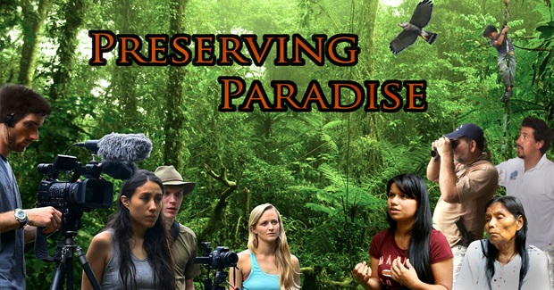 Rainforest Conservation Documentary Trailer on Kickstarter
