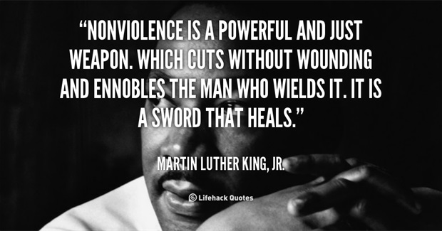 What Martin Luther King Jr Can Teach Us About Nonviolence