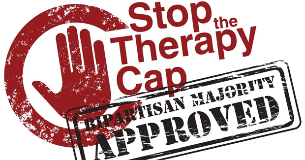 Action Needed Now: Stop the Therapy Cap! Tell Congress to Include the Cap in Ongoing Negotiations- Repeal the cap on outpatient therapy services in Medicare!!!