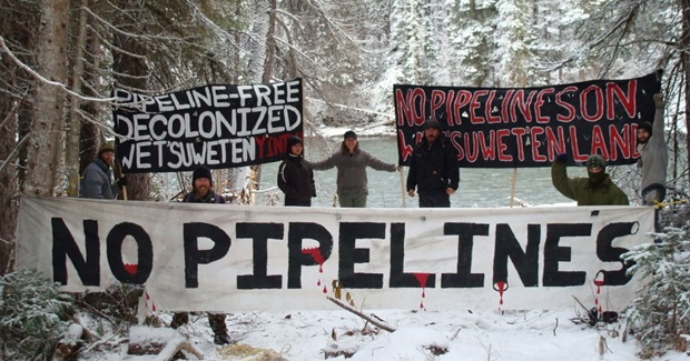 LNG Pipedreams, Fractured Futures and Community Resistance