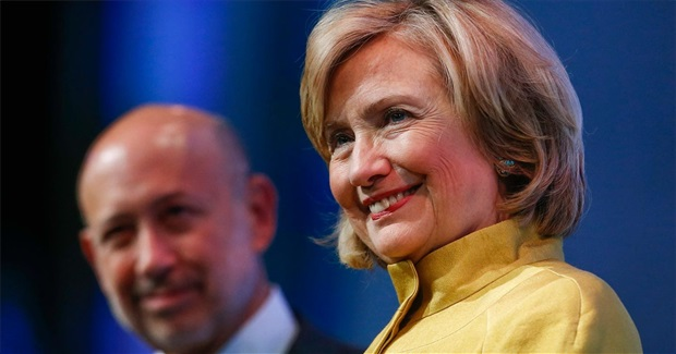 The Problem With Hillary Clinton Isn't Just Her Corporate Cash. It's Her Corporate Worldview.