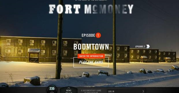 What is Fort McMoney?