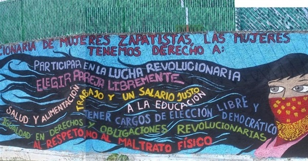 From Chiapas to Rojava: The Rise of a New Revolutionary Paradigm