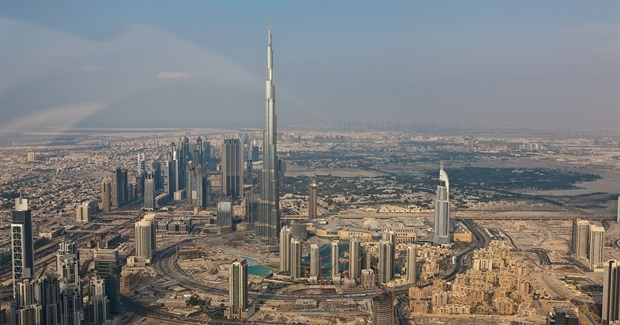 Dubai and the Fantasies of Civilization