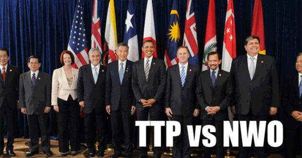 Trans-Pacific Partnership vs The New World Order