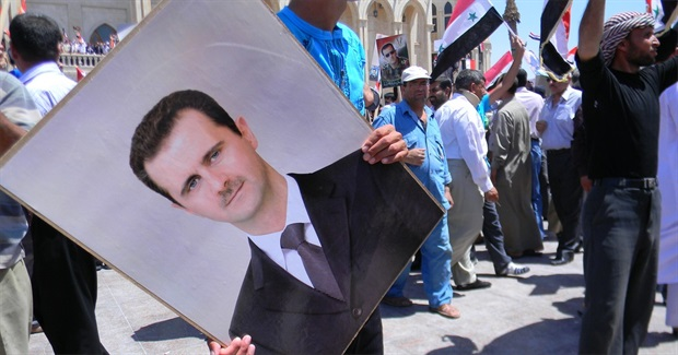 Why Being Against Assad Matters Too