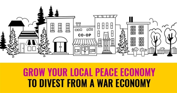 Building a Local Peace Economy: We Have the Power