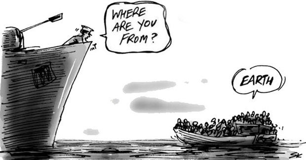 There Are No Migrants, Just Humans