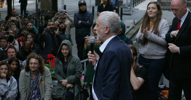 Corbyn Lives to Fight Another Day