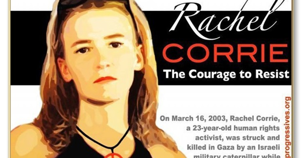 "Film screening: ""Rachel: An American Conscience"""